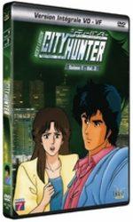 City Hunter - Nicky Larson 3 Série TV animée