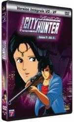 City Hunter - Nicky Larson 4 Série TV animée