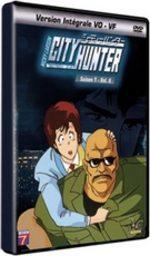 City Hunter - Nicky Larson 6 Série TV animée