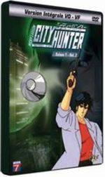 City Hunter - Nicky Larson 7 Série TV animée