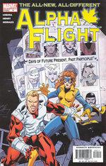 Alpha Flight 9