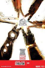 New Avengers # 2