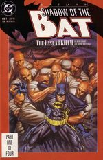 Batman - Shadow of the Bat # 1