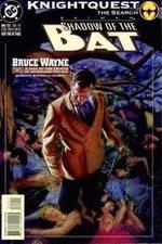 Batman - Shadow of the Bat # 22