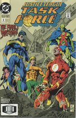 Justice League Task Force # 3