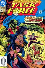Justice League Task Force # 4