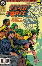 Justice League Task Force # 5