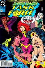 Justice League Task Force # 7