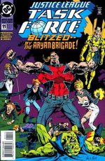 Justice League Task Force # 11