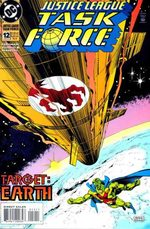 Justice League Task Force # 12