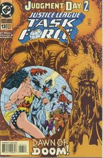 Justice League Task Force # 13