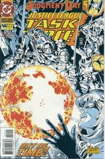 Justice League Task Force # 14