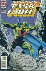 Justice League Task Force # 15