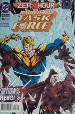 Justice League Task Force # 16