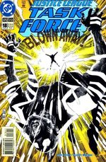Justice League Task Force # 18