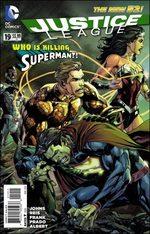 Justice League # 19