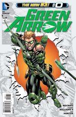 Green Arrow # 0