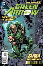 Green Arrow # 10