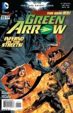 Green Arrow # 11