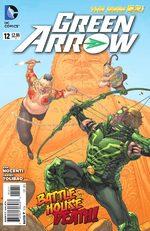 Green Arrow # 12