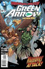 Green Arrow # 14