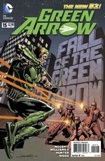 Green Arrow # 15