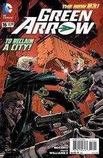 Green Arrow # 16
