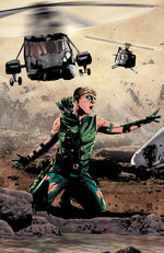 Green Arrow # 19