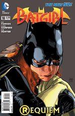 Batgirl # 18