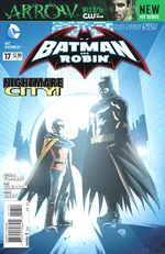 Batman & Robin # 17