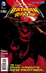 Batman & Robin # 19