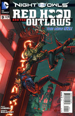 Red Hood and The Outlaws # 9