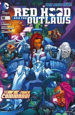 Red Hood and The Outlaws # 10