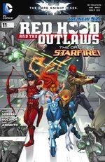 Red Hood and The Outlaws # 11