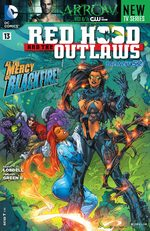 Red Hood and The Outlaws # 13