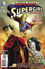 Supergirl # 14