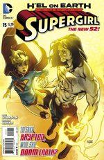 Supergirl # 15