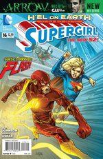 Supergirl # 16