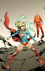 Supergirl # 19