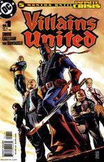 Villains United 1