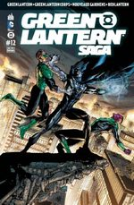 Green Lantern Saga # 12