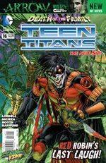 Teen Titans # 16