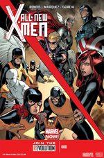 All-New X-Men 8 Comics
