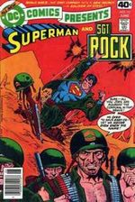DC Comics presents # 10
