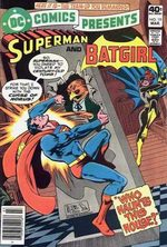 DC Comics presents # 19