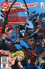 DC Comics presents 63