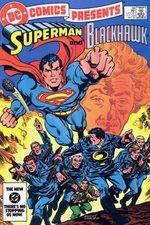 DC Comics presents 68