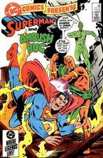 DC Comics presents 80