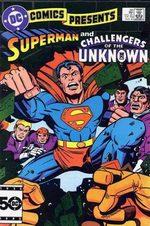 DC Comics presents 83
