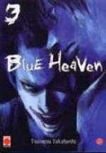 Blue Heaven T.3 Manga